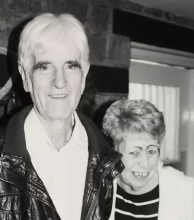 George and Sue Parish