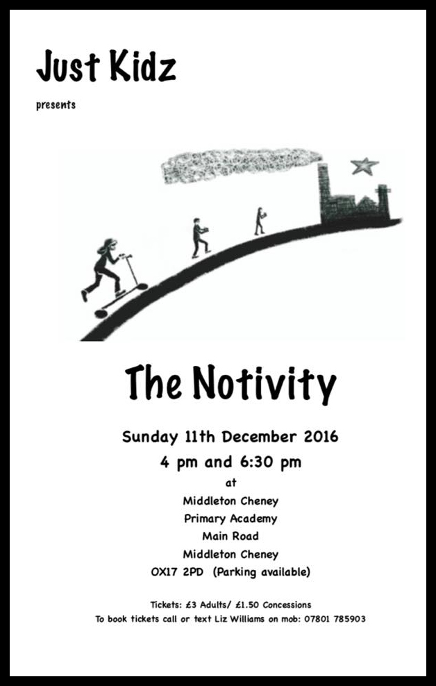 Poster for the Notivity