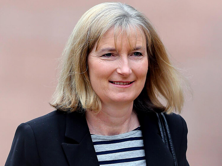 Dr Sarah Wollaston, Head of Commons Health Committee and former GP